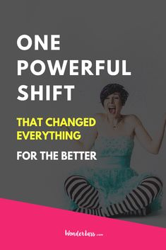 Do you ever find that the entrepreneurial journey you're on can be tiring, overwhelming, and downright STRESSFUL? I'm sharing one MEGA POWERFUL shift that you can make TODAY to make your entire business journey easier, more fun, and will also help get you better RESULTS! Click through to learn what it is!