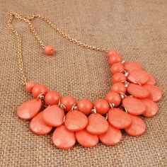 statement necklace,party necklace