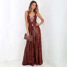 New RUNWAY Couture Sequin Long Dress Color options XS,S,M,L,XL,XXL