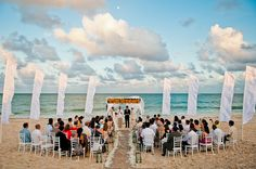Banyan Tree Mayakoba Riviera Maya Wedding Ceremony. We just visited this place to check out all of the wedding locations, and everything from the location to the service is just amazing. perfect destination wedding spot.