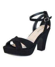 Love this Black Niku Sandal on #zulily! #zulilyfinds