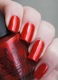 My Polish Stash: OPI - Die Another Day