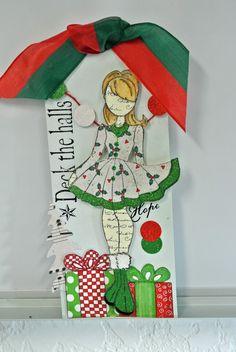"Christmas 2015 - Julie Nutting ""Valentina"" (p.story)"