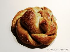 Bread around the World: Norge - Kanelknuter Cinnamon Bun Recipe, Norwegian Food, Recipe Box, Bagel, Bread, Cooking, Recipes, Banana, Brioche