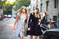 Street Style, Milan: Anna Dello Russo, Giovanna Battaglia and so many amazing accessories outside the Spring 2014 shows Street Style 2014, High Street Fashion, Spring Street Style, Milan Fashion, Anna Dello Russo, Classy Outfits, Classy Clothes, Fashion Photo, Style Me