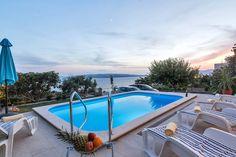 Holiday home Dunja w/ pool & sea view - Vacation homes for Rent in Makarska, Splitsko-dalmatinska županija, Croatia