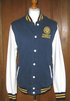 Franklin & Marshall College Varsity Jacket   eBay
