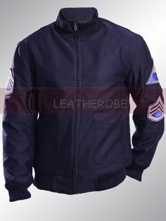 Celebrity Brad Pitt Fury Bomber Jacket