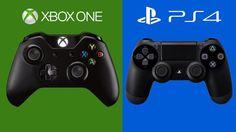 XboxOne Vs PS4: Che la sfida abbia inizio