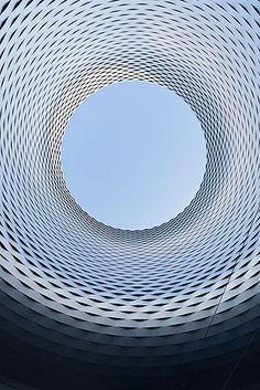 Messe Basel - New Hall, Basel Switzerland by Herzog & de Meuron Architecture