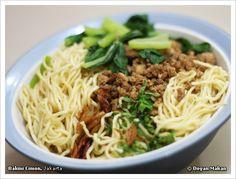 Bakmi adalah salah satu jenis mie yang dibawa oleh pedagang-pedagang Tionghoa ke Indonesia. Bakmi juga sering disebut yamien atau yahun. Bakmi juga merupakan makanan yang terkenal terutama di daerah-daerah pecinan di Indonesia.