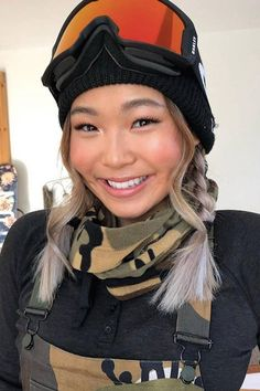 0487607f61f Chloe Kim Is a Badass Snowboarder You re About to See a Lot of This