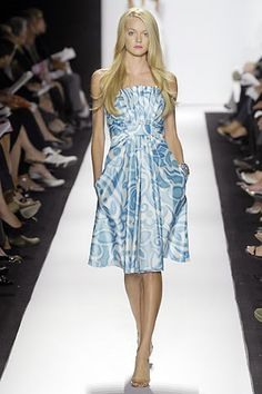 Badgley Mischka | Spring 2008 Ready-to-Wear Collection | Style.com