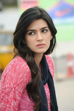 Kriti Sanon is an Indian beauty.