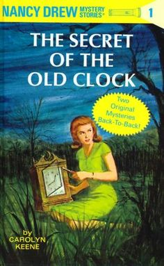 It all started with Nancy Drew.....