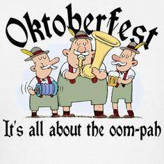 #Oktoberfest #oom-pah