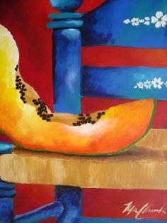 "Awww, my love calls me ""Papaya"""