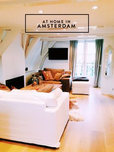 Amsterdam | a room with a view. / sfgirlbybay