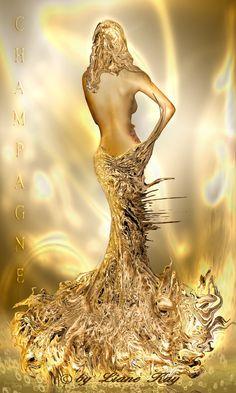 Strike it Gold | @༺♥༻LadyLuxury༺♥༻