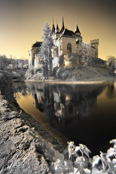 Castle of Spirits in Slovakia  - Explore the World with Travel Nerd Nici, one Country at a Time. http://travelnerdnici.com