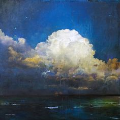 Impressionist-Inspired Landscapes Fuse Photography with Painting to Blur Fantasy and Reality - My Modern Met
