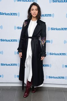 Naomi Scott Has Nailed the Modern Princess Aesthetic on Her 'Aladdin' Press Tour Burberry Dress, Valentino Dress, Princess Aesthetic, Modern Princess, Winter Outfits, Cool Outfits, Naomi Scott, Press Tour, Cool Style