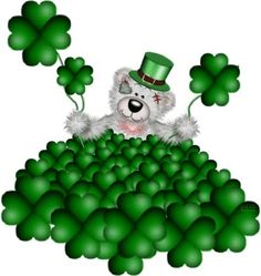 Creddy Teddy Bears | BELLES IMAGES - CREDDY BEAR (2) HAPPY ST. PATRICK'S DAY!