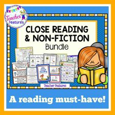 Looking for grades 3-­5 reading resources that are engaging and really work? You've found them!