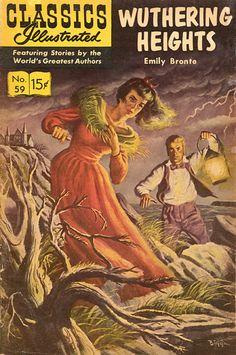classics illustrated comics