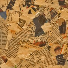 Photo about Grunge Background with torn newspaper. Image of dirty, damaged, decay - 12291350 Newspaper Wallpaper, Newspaper Background, Collage Background, Retro Background, Paper Background Design, Vintage Newspaper, Vintage Paper, Aesthetic Pastel Wallpaper, Aesthetic Backgrounds