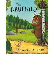 Image result for the gruffalo book