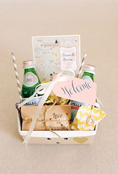 Have a welcome basket for out of town guests including snacks, water, local resources - drug store, coffee shop, attractions, etc