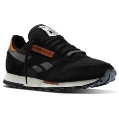 Celebrate 30 years in Reebok Classic Leather with the gritty and  sophisticated Classic Leather Utility.