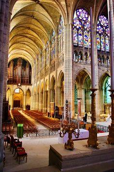 Saint-Denis Basilica Paris