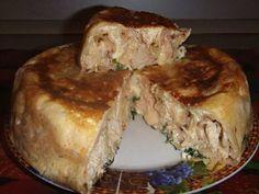 Cooking A Turkey Breast Cookbook Recipes, Baking Recipes, Dessert Recipes, Russian Desserts, Russian Recipes, Cooking Bread, Good Food, Yummy Food, Saveur
