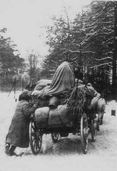 Expulsion of Germans sourced from Many Roads