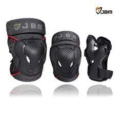 Awesome Top 10 Best Sport Protective Gear Knee Pads and Elbow Pads with Wrist Guards in 2016 Reviews