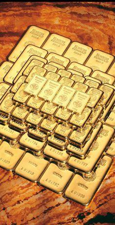 Gold Money, My Money, How To Make Money, Spieth Und Wensky, Gold Bullion Bars, I Love Gold, Gold Everything, Money Pictures, Money Stacks