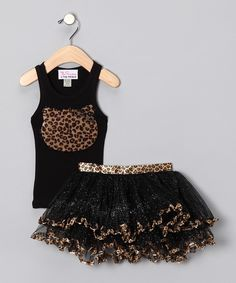 Take a look at this Black Kitty Tank & Tutu - Infant, Toddler & Girls by Safari Style: Kids' Apparel & Shoes on today! Hello Kitty Clothes, Hello Kitty Baby, Toddler Tutu, Infant Toddler, Toddler Girls, Baby Girl Fashion, Kids Fashion, Girly Outfits, Kids Outfits