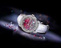 Ulysse Nardin Royal Ruby Tourbillon Watch