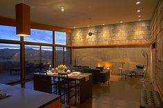 modern great rooms - Google Search