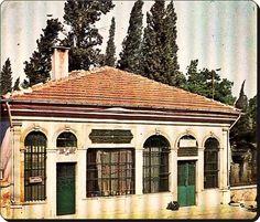 Üsküdar Karacaahmet Sultan Türbesi - 1960'lar