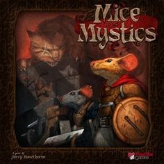 Mice and Mystics | Board Game | BoardGameGeek