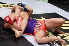 Absolutely brutal armbar on Meisha Tate by Ronda Rousey