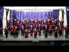 ▶ Hunyadis karácsony - másodikosok - YouTube