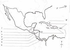 Industries Of Central America Map Printable 10 13 Ybonlineacess De