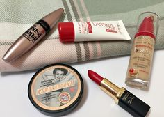 Competition: Current Top 5 Beauty Favourites from the Drugstore