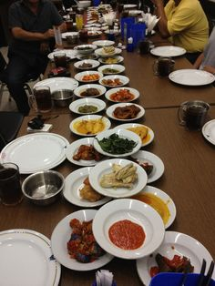 Indonesian Padangese Feast Way - Nasi Padang