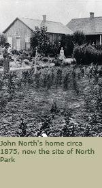 John Wesley North-Founder of Riverside