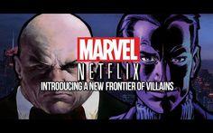 Marvel on Netflix: Introducing A New Frontier of Villains #WeAreWakanda